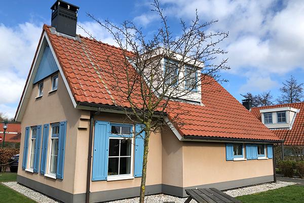 Das Ferienhaus Texel | Das Ferienhaus - Außenansicht 2