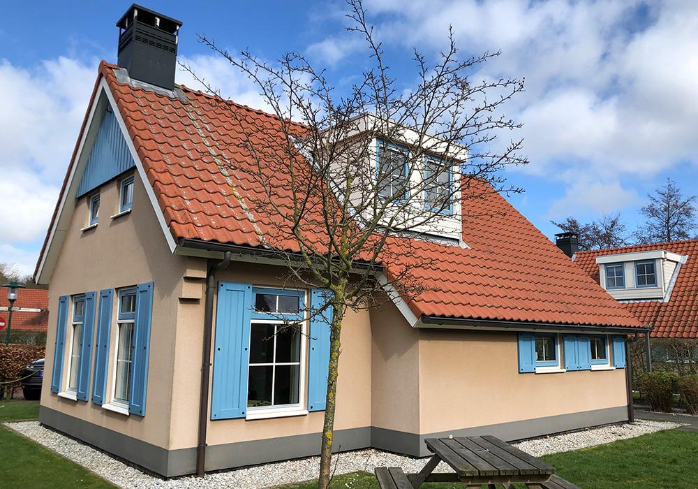 Das Ferienhaus Texel | Das Ferienhaus Texel - Außenansicht 3
