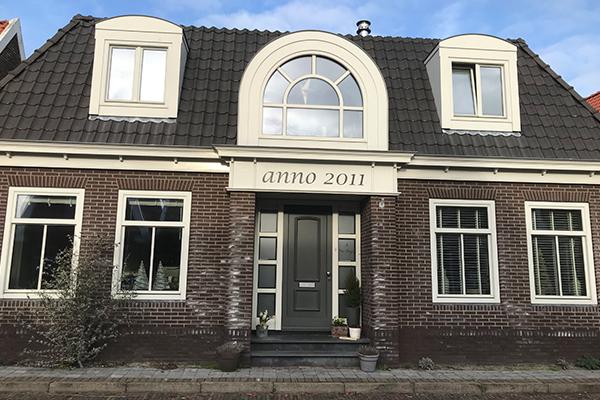 Das Ferienhaus Texel | Haus Anno 2011 auf Texel
