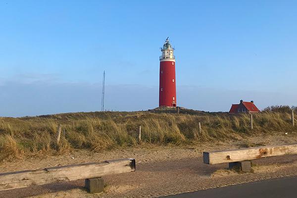 Das Ferienhaus Texel | Leuchtturm auf Texel